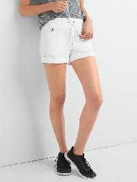 Gap Rec Tech Hiking Shorts - Optic white