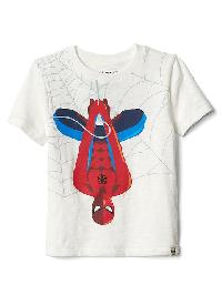 Babygap &#124 Marvel Superhero Slub Tee - Spiderman
