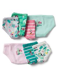 Babygap &#124 Disney Minnie Mouse Days Of The Week Bikini Briefs (7 Pack) - Multi