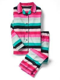 Gap Fleece Classic Pj Set - Multi