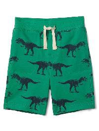 Gap Print Shorts - Green