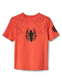 Babygap &#124 Marvel Superhero Rashguard - Hot red 664
