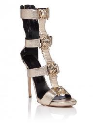 "Sandals High Heels ""Gabrielle low model"""