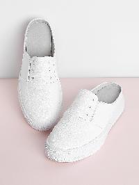 PU Flatform Sneakers