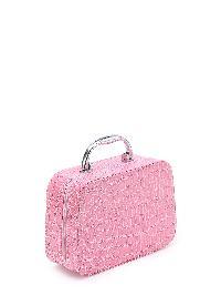Crocodile Pattern Makeup Bag