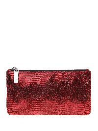 Glitter Makeup Clutch Bag