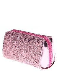 Glitter Cosmetic Pouch Bag