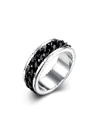 Contrast Plated Ring