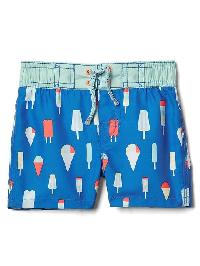 Gap Ice Pop Board Shorts - Bold blue