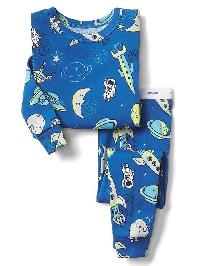 Gap Outer Space Sleep Set - Bristol blue 137