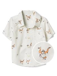 Babygap &#124 Disney Baby Jungle Book Shirt - Ivory frost