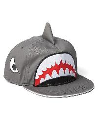 Gap Shark Face Baseball Hat - New shadow
