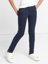 Gap Stretch Supersoft Super Skinny Jeans - Dark rinse