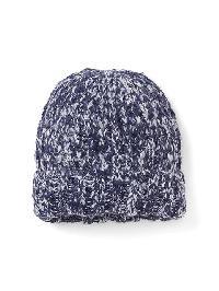 Gap Marled Beanie - Elysian blue