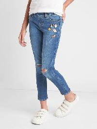 Gap High Stretch Pins Jeggings - Dark rinse