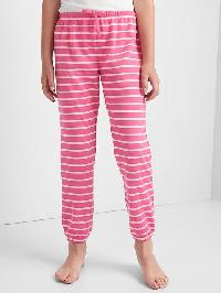 Gap Stripe Terry Pj Pants - Devi pink