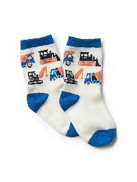 Gap Graphic Socks - Digger