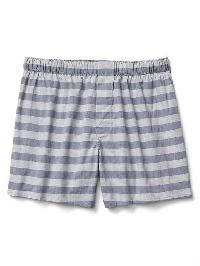 "Gap Stripe 4.5"" Boxers - Grey stripe"