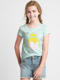 Gapkids &#124 Disney Embellished Short Sleeve Tee - Azul