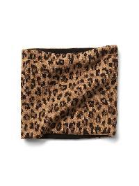 Gap Leopard Neckwarmer - Leopard