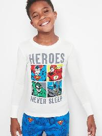 Gapkids &#124 Dc� Justice League Sleep Tee - New off white