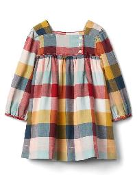 Gap Plaid Flannel Dress - Multi