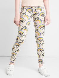 Gapkids &#124 Hasbro My Little Pony Soft Terry Leggings - Oatmeal heather
