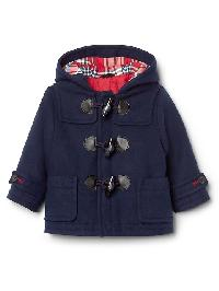 Gap Toggle Duffle Coat - Navy