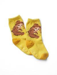 Babygap &#124 Disney Baby Crew Socks - Belle