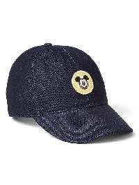 Gap &#124 Disney Mickey Baseball Hat - Denim