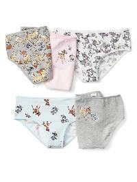 Gapkids &#124 Disney Bambi Bikini Briefs (5 Pack) - Multi
