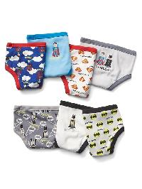 Babygap &#124 Dc� Justice League Days Of The Week Underwear (7 Pack) - Multi