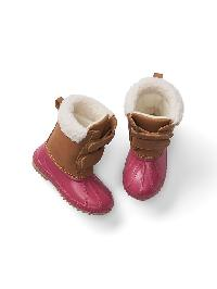 Gap Cozy Duck Boots - Pretzel