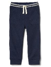 Gap Sweater Fleece Pull On Pants - Night