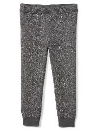 Gap Shimmer Sweater Leggings - Charcoal heather
