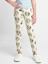 Gapkids &#124 Disney Mickey Mouse And Minnie Mouse Soft Terry Leggings - B2621