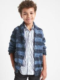 Gap Blue Flag Shawl Cardigan - Elysian blue
