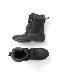 Gap Cozy Duck Boots - True black