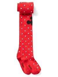 Gapkids &#124 Disney Mickey Mouse And Minnie Mouse Sweater Tights - Mickey and minnie
