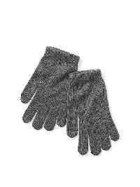 Gap Tech Touch Knit Gloves - Grey heather