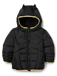 Babygap &#124 Dc� Batman Puffer - Moonless night