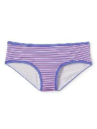 Gap Stretch Cotton Hipster - Pink stripe