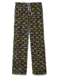 Gap &#124 Star Wars� Pj Pants - Black