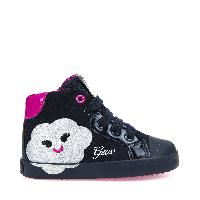 BABY KILWI GIRL - Dark Grey and Pink