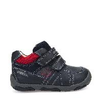 BABY NEW BALU' BOY - Navy and Red