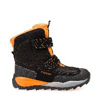 JR ORIZONT BOY ABX - Black and Orange