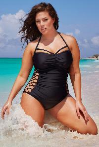 Boss Black Underwire Swimsuit