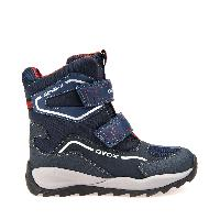 JR ORIZONT BOY ABX - Navy and Bordeaux