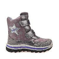 JR OVERLAND GIRL ABX - Dark Silver and Violet