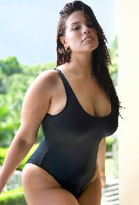 Ashley Graham x Swimsuits For All Hotshot Swimsuit